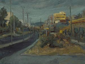 oil on canvas, 130x170