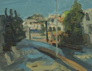 oil on canvas, 35x45