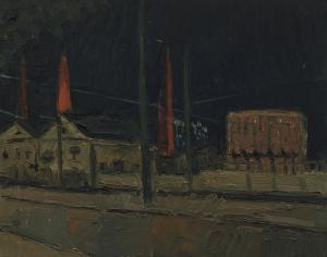 oil on canvas, 40x50