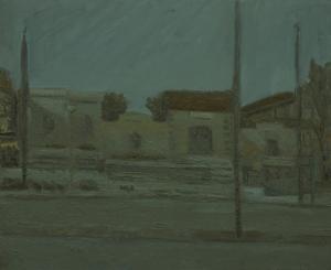 oil on canvas, 90x110