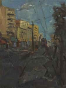 oil on canvas ,  60x80